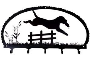 Koira avainnaulakko labradorinnoutaja