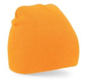 Beanie pipo oranssi