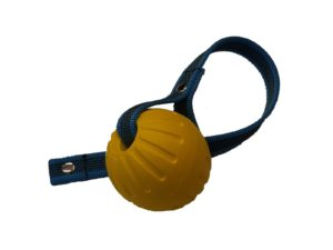 Foam -pallo 7cm grip heittonarulla